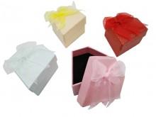 Caja para anillos diamante x unidad