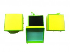 Caja de regalo para anillo x 1
