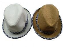 Sombrero de paja x unidad
