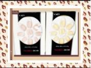 Caja de uñas postizas con francesita natural y rosa x unidad