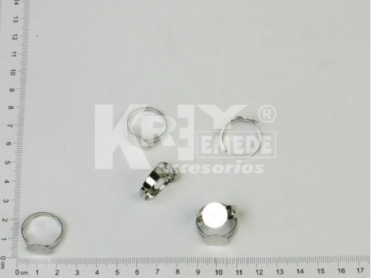 Base níquel para anillos