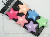 Colita irrompible con elástico estrella x tira