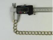 Cadena bronce doble eslabón redondo 1,4 mm x 25 mts