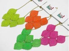 Colgante chapónes de colores x unidad